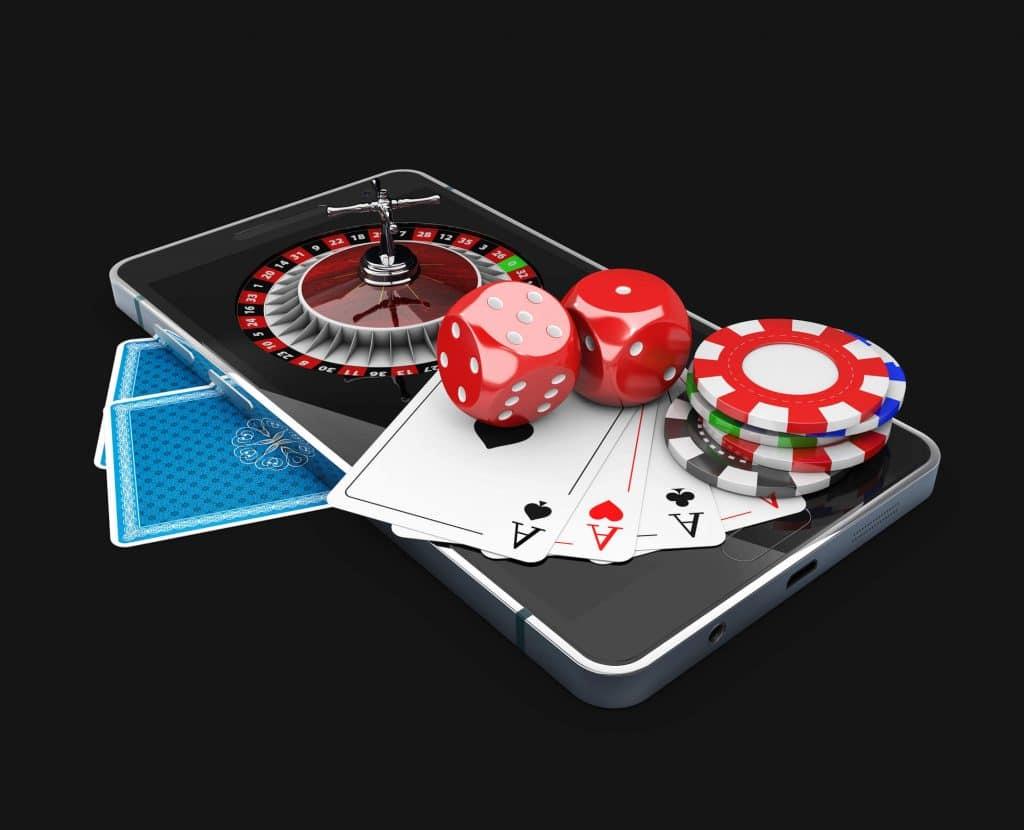 spille casino i mobiltelefonen