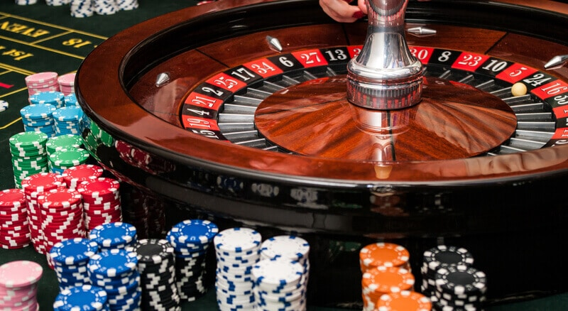 online casino norge roulette