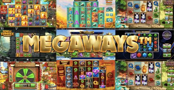 Megaways slots - Spilleautomater med 117 649 måter å vinne på