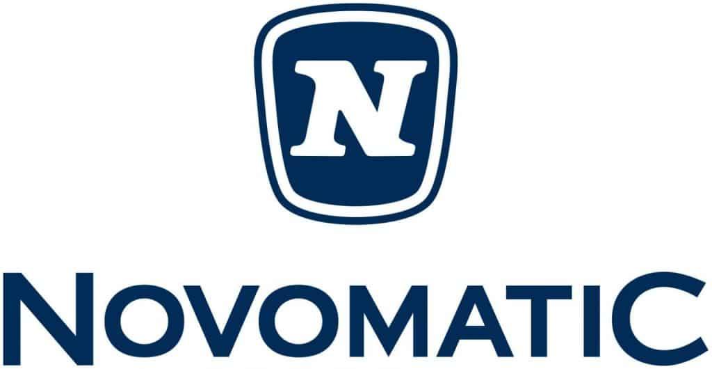 Novomatic er en stor leverandør og aktør på markedet!