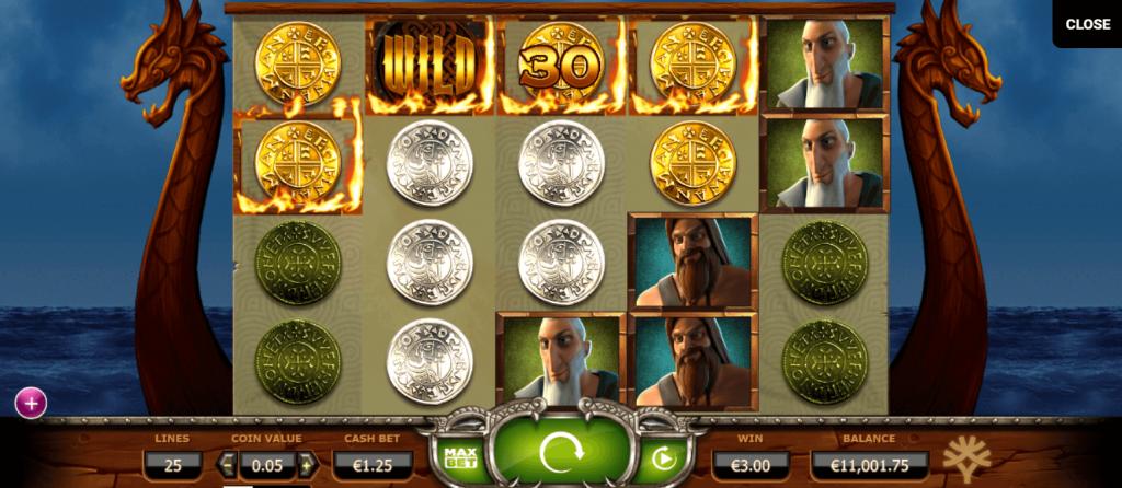 Vikings go Wild - Oppdag spilleautomaten fra Yggdrasil