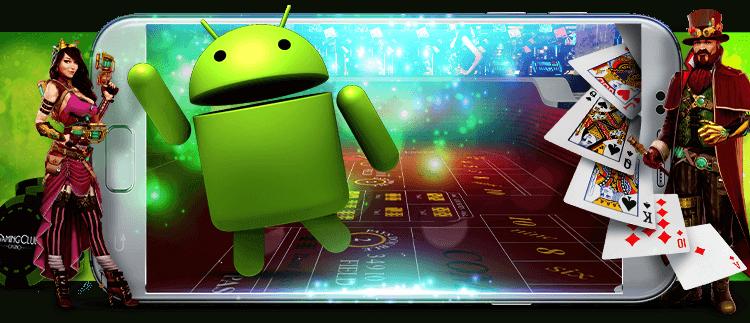 Android Casino - spill casino fra mobil