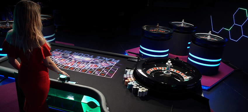 Authentic Gaming - Live casino fra hele verden