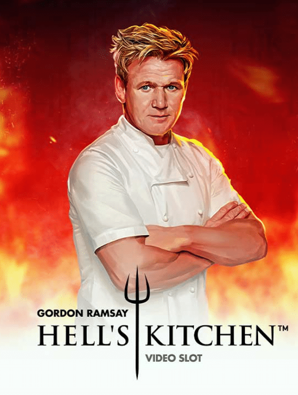 NetEnt slot Gordon Ramsay Hell's Kitchen