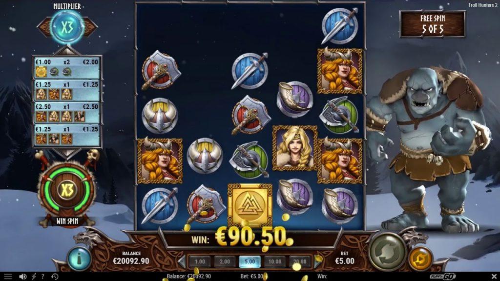 Troll Hunters 2 - Bli med og jakte troll på casinoet