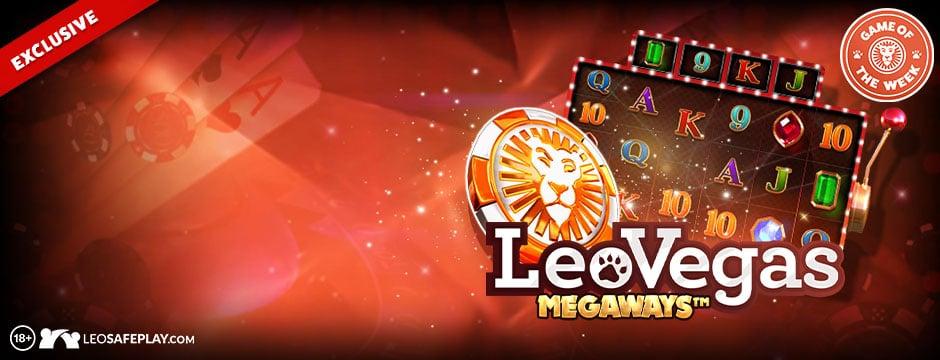 LeoVegas Megaways - En unik spilleautomat på nettcasinoet