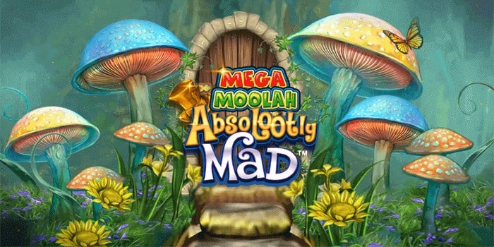Absolootly Mad Mega Moolah spilleautomat Microgaming