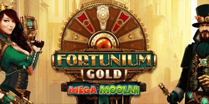 Fortunium Gold Mega Moolah - Vinner du jackpotten?